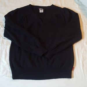 Cozy North Face Knit Sweater